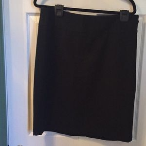 Rafaela Black Skirt
